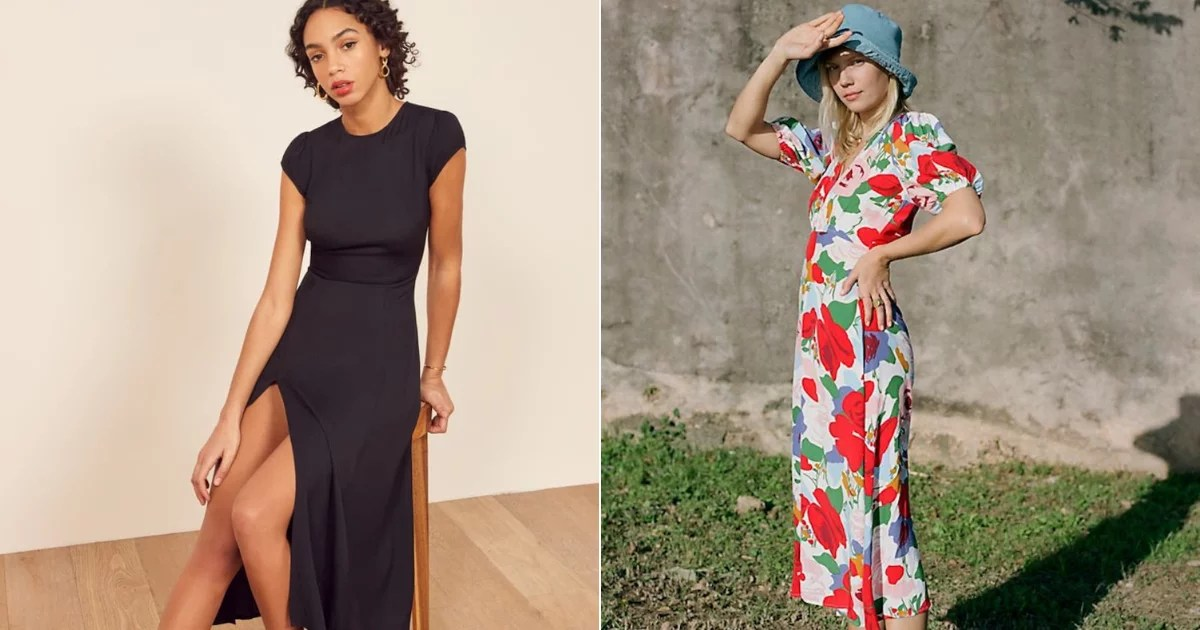 25 Flattering Dresses That Look So Good on Different Girls, They're Selling Out
