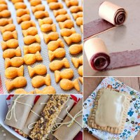 Homemade Recipes For Kids' Snacks