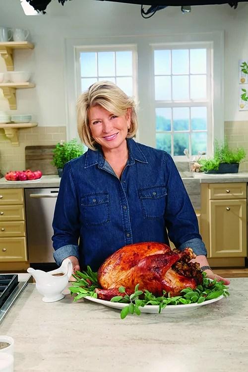 Martha Stewart Thanksgiving Turkey Recipe  POPSUGAR Food