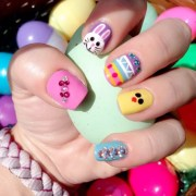 easter egg nail art ideas popsugar