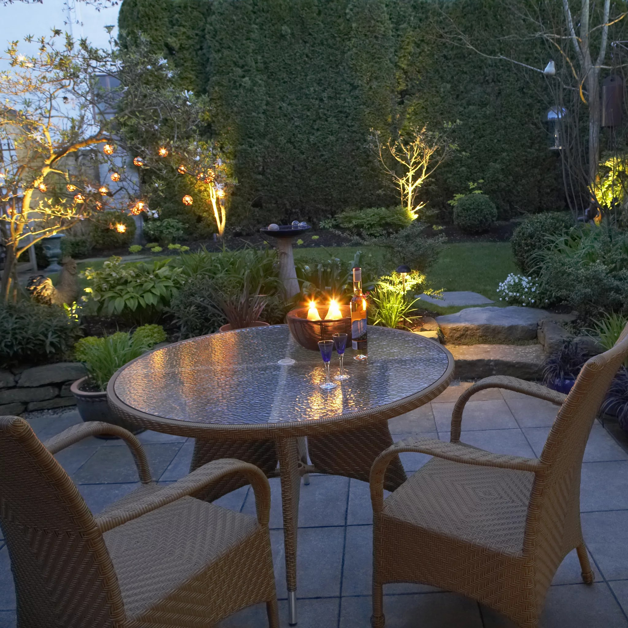 keep mosquitos away from your patio