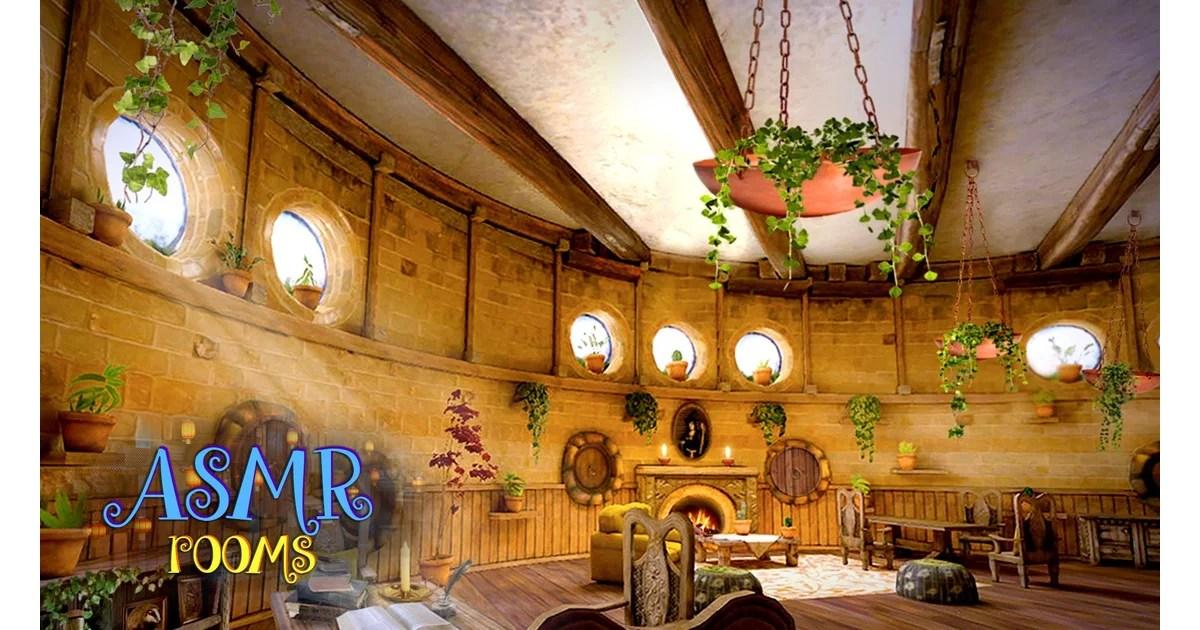 Hufflepuff Common Room  Harry Potter ASMR Videos