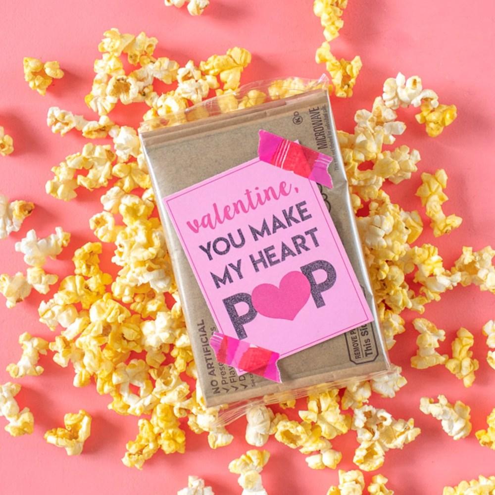 medium resolution of DIY Printable School Valentine's Day Cards For Kids   POPSUGAR Family
