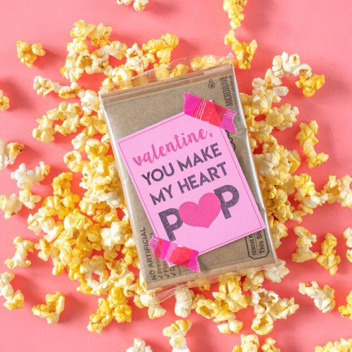 small resolution of DIY Printable School Valentine's Day Cards For Kids   POPSUGAR Family