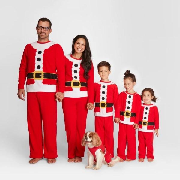 Matching Family Christmas Pajamas POPSUGAR Family