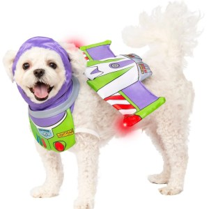 Toy Story Buzz And Woody Costumes For Dogs Popsugar Family
