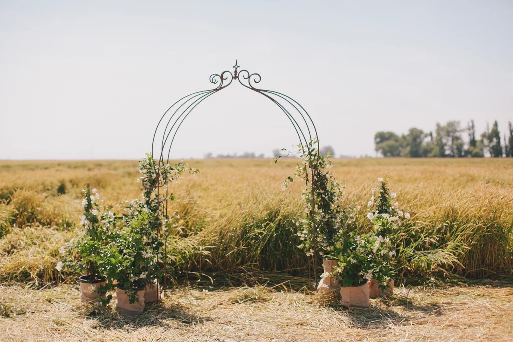 Central Valley California Farm Wedding  POPSUGAR Love  Sex Photo 27