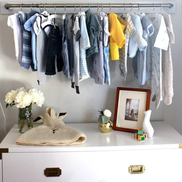 Nursery Storage Ideas For Small Spaces | POPSUGAR Family