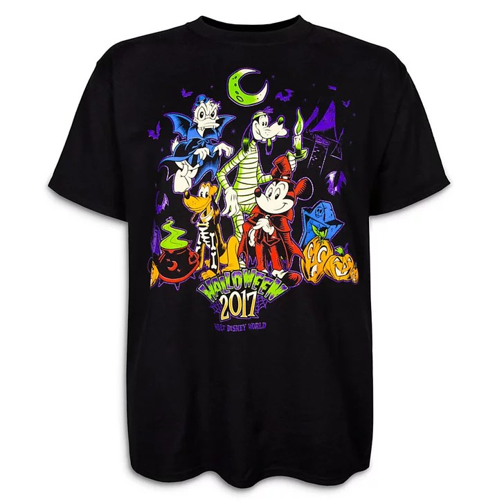 Mickey Mouse and Friends Halloween T-Shirt for Adults - Walt Disney | Disney Halloween Products | POPSUGAR Smart Living Photo 24