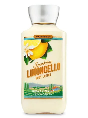 Limoncello Bath And Body Works Discontinued : limoncello, works, discontinued, Works, Sparkling, Limoncello, Lotion, Semiannual, Here,, Here's, Exactly, POPSUGAR, Beauty, Photo