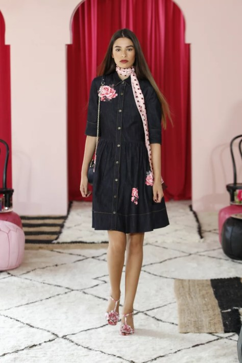 The Kate Spade New York Spring 2017 collection debuted at New York Fashion Week on Sept. 9.