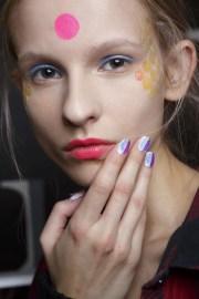 fashion week nail trends spring
