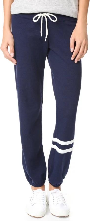 Monrow Athletic Sweatpants ($153) | Stylish Sweatpants | POPSUGAR Fashion Photo 2