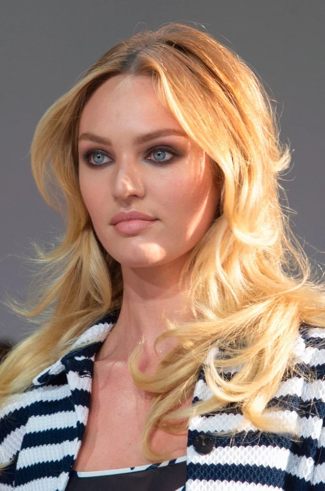 Candice Swanepoel Haircut Layers The Best Haircut Of 2018