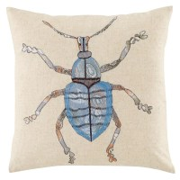 The Land of Nod Bug Throw Pillow | Bug Books, Games, and ...