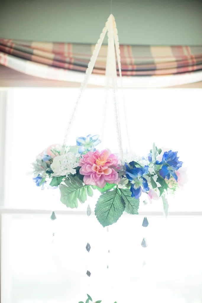 April Showers Bring May FlowersThemed Baby Shower
