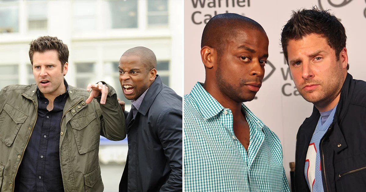 45 Photos That Prove Psych's James Roday and Dul Hill Are Shawn and Gus in Real Life