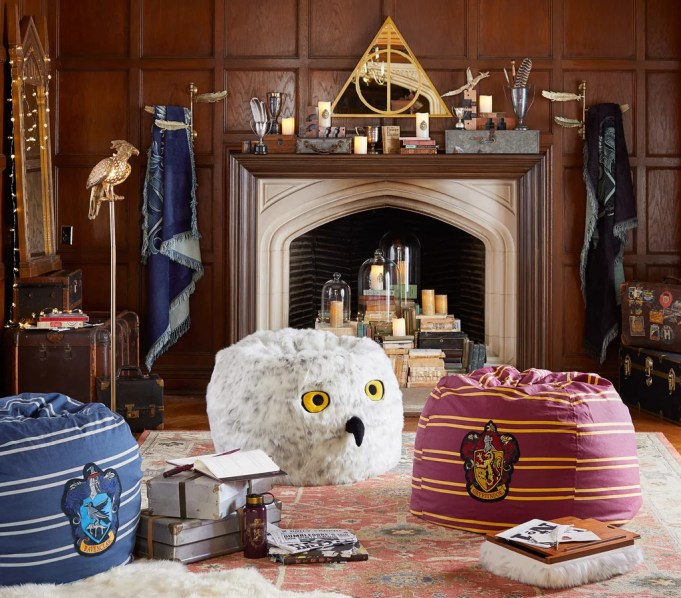 PB Teens Harry Potter home accessories