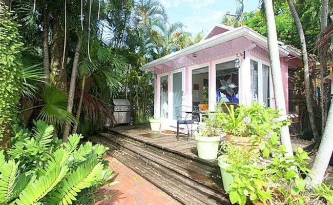 Miami Florida Tiny Airbnb Beach Houses Popsugar
