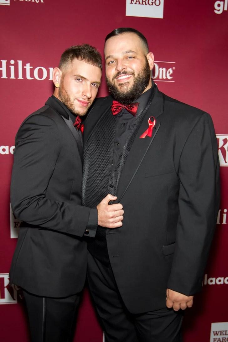 Daniel Franzese And Joseph Bradley Phillips Famous Gay