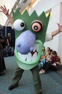 Eustace  Courage the Cowardly Dog | San Diego Comic-Con ...