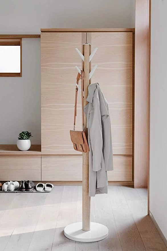 the best coat racks for small spaces on
