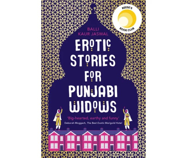 Erotic Stories For Punjabi Widows By Balli Kaur Jaswal Books Like Sex And The City  Popsugar Entertainment Photo