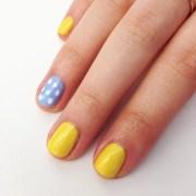 diy nail art essie polish