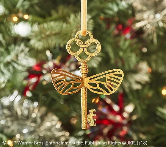 Pottery Barn Kids Christmas Ornaments