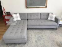 Living Room Rug Before and After | POPSUGAR Home