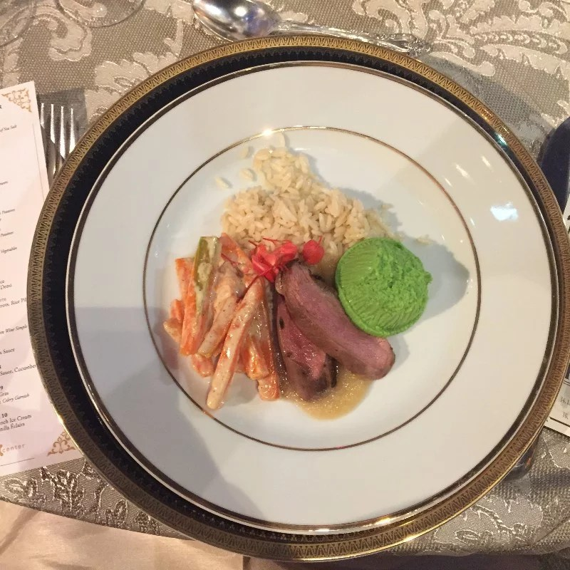 Last Dinner Served on Titanic  POPSUGAR Food
