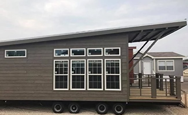 Tiny House On Wheels On Amazon Popsugar Home Australia