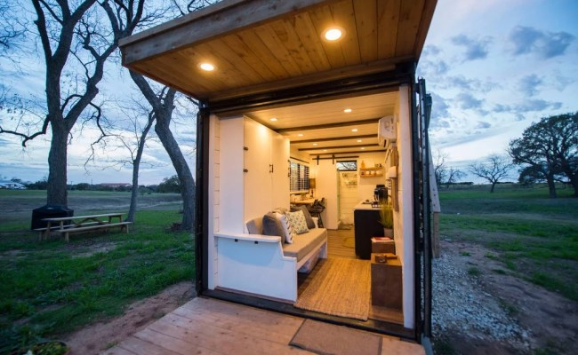 Waco Tx 25 Tiny Home Vacations On Airbnb That Are