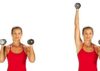 This Dumbbell Arm Exercise Has Made My Shoulders Look and Feel Stronger