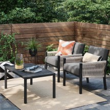 Lunding Patio Chat Set Target Outdoor Furniture