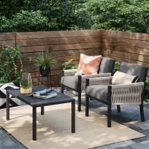 lunding patio chat set target