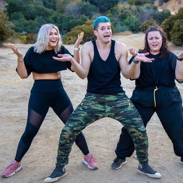 The Fitness Marshall Truth Hurts Video Popsugar Fitness