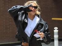 Hailey Baldwin Engagement Ring | POPSUGAR Fashion Photo 6