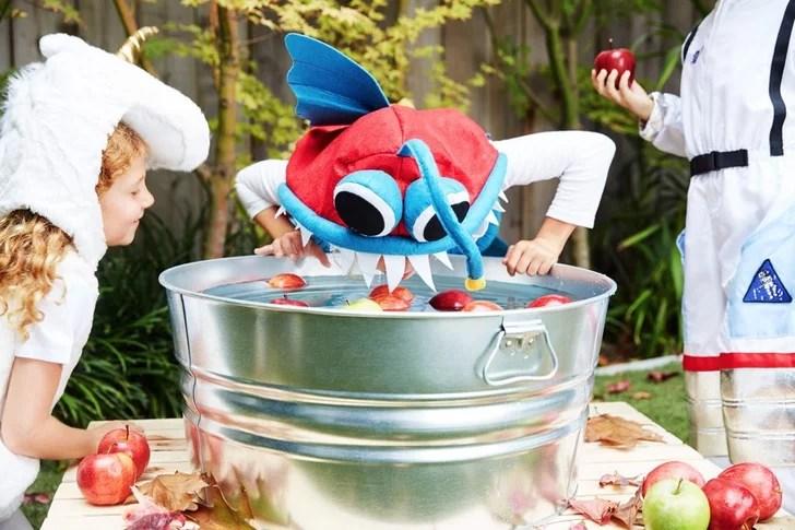 Outdoor Halloween Party Games Popsugar Family