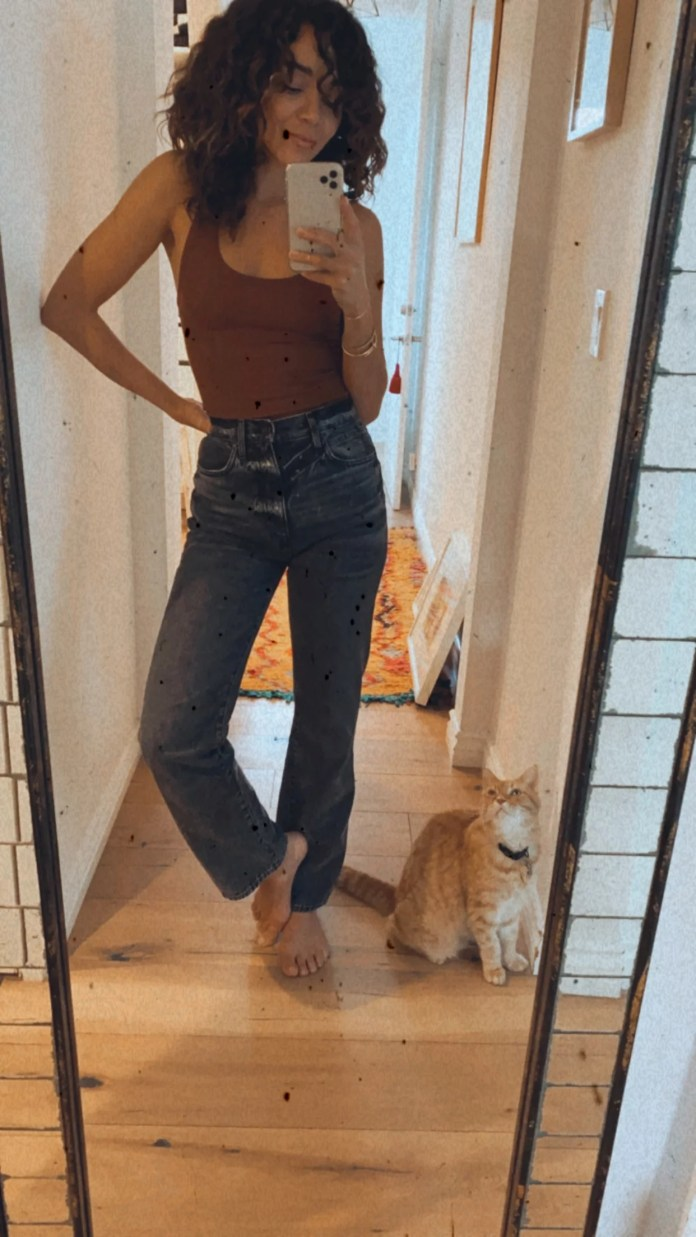 Ashley Madekwe JustFab Collection Interview