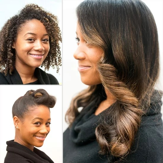 Formal Hairstyles For Natural Curly Hair Popsugar Beauty