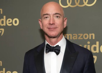 Amazons Jeff Bezos Pledges $10 Billion to Fight the Effects of Climate Change