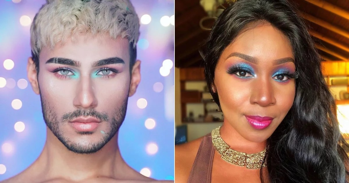 Mercury in retrograde isn't all bad if it comes in the form of a Huda Beauty eye shadow Here's how 21 people used it.