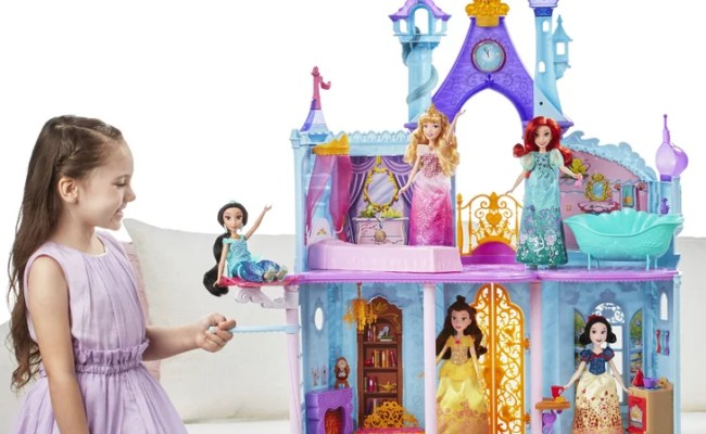 Disney Princess Royal Dreams Castle Gift Guide For 3