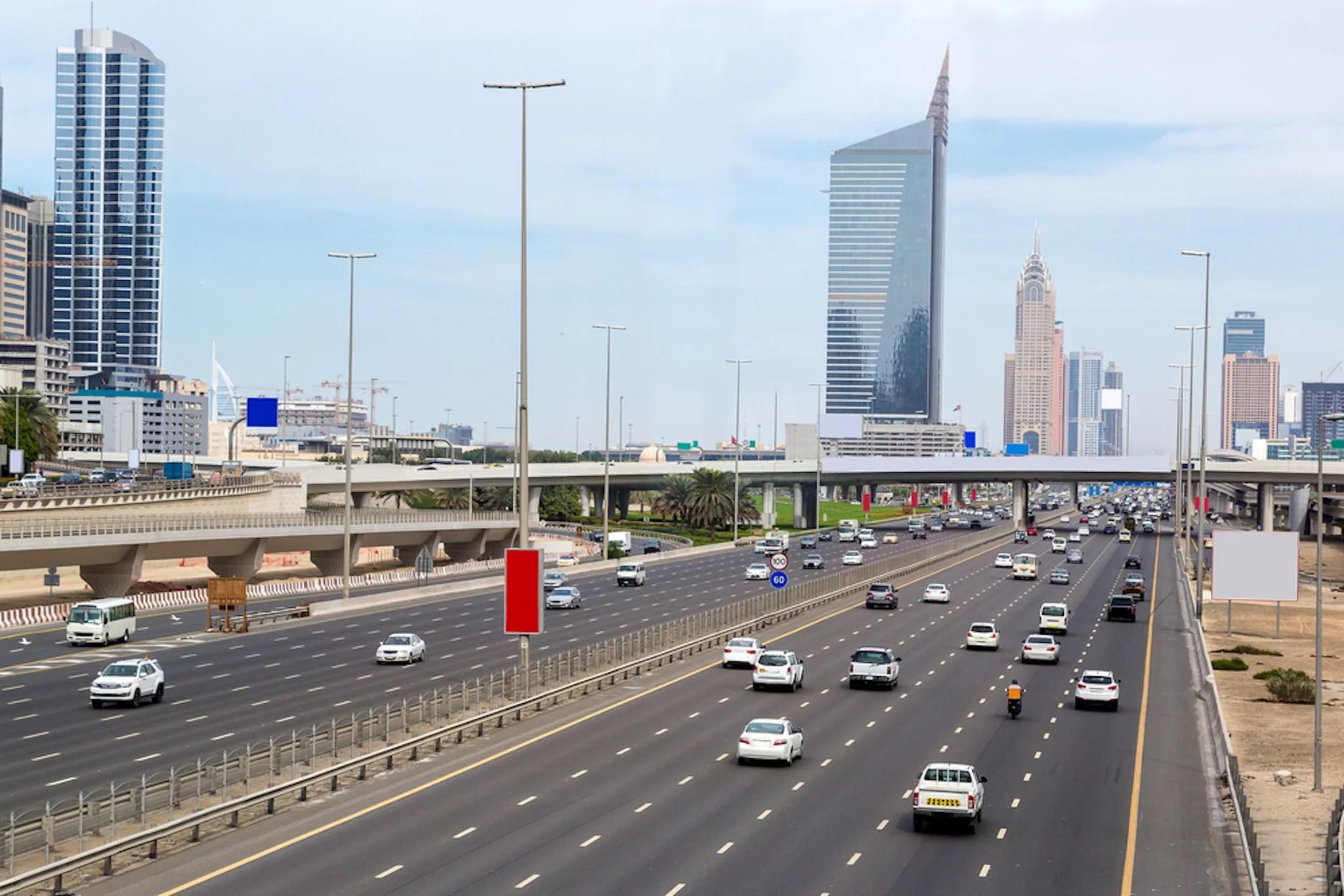 Most Dangerous Roads in Dubai  POPSUGAR Middle East Smart