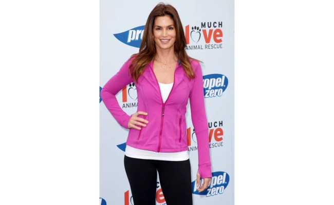 Cindy Crawford Diet And Exercise Tips From Supermodels