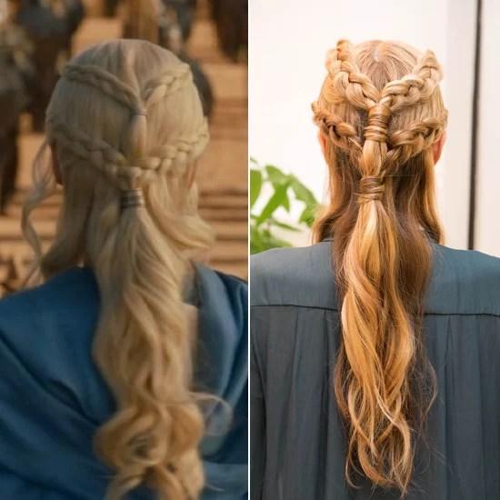 Game Of Thrones Braid Tutorial POPSUGAR Beauty