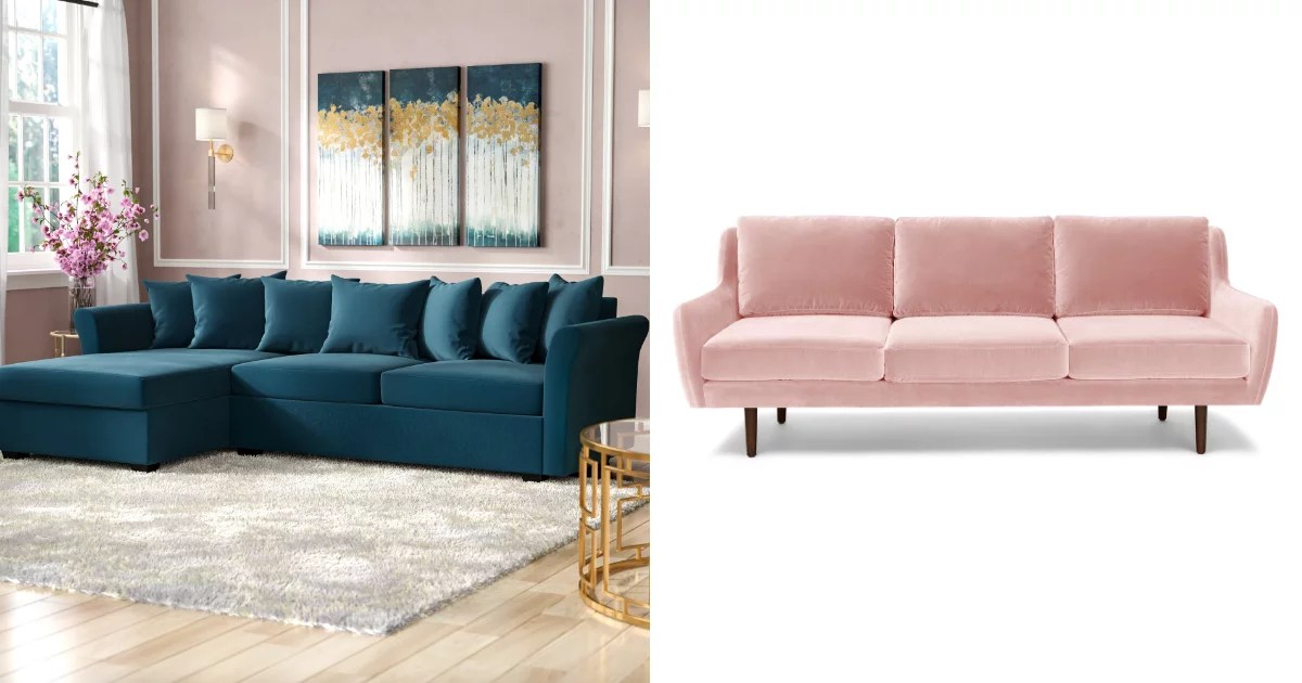 Looking For a Comfy Sofa? These 11 Stylish Picks Are All on Sale
