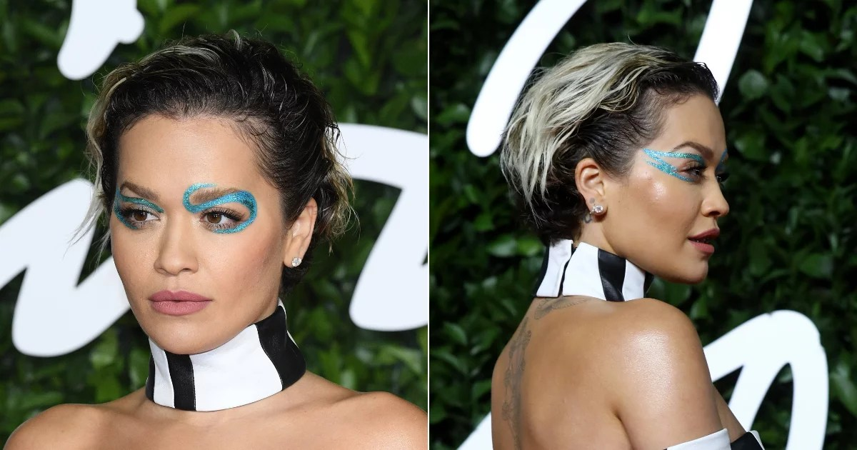 Rita Ora isn't afraid to experiment when it comes to hair and Need proof? She tried the mullet haircut trend back in August, and at the British Fashion
