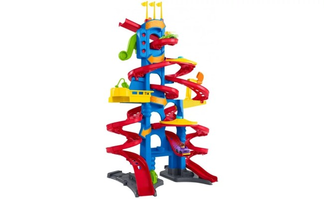 Little People Take Turns Skyway Best Cheap Walmart Toys
